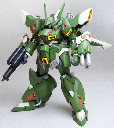 Super Robot Taisen OG Gespenst MK-II Kai Fine Scale Model Kit