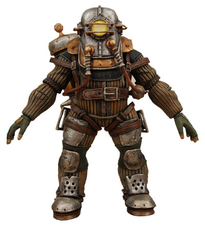 Bioshock Big Daddy Rosie Action Figure
