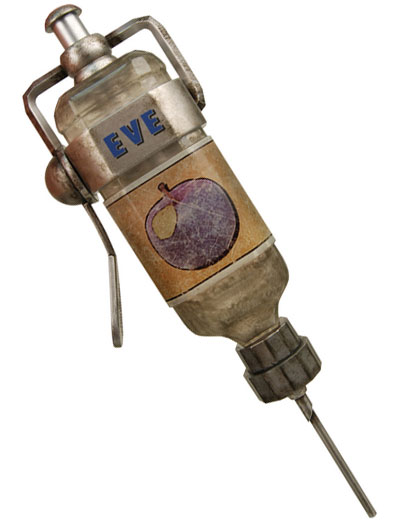 Bioshock EVE Hypo Syringe Replica