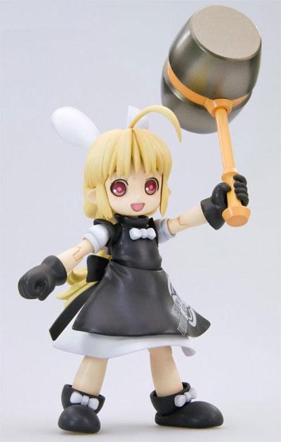 One-Shot Bug Killer Interceptor Doll Hoi Hoi-San Heavy Arms Nightmare Model Kit