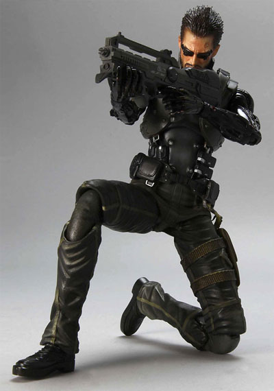 Deus Ex Human Revolution Play Arts Kai Adam AF