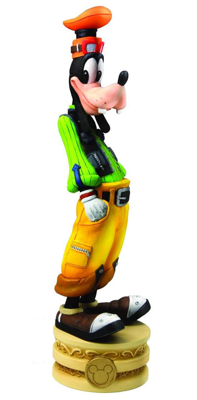Kingdom Hearts Goofy Head Knocker