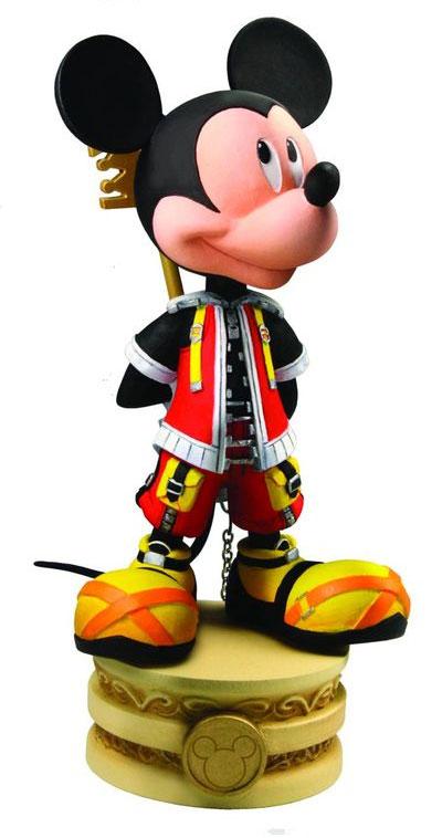 Kingdom Hearts King Mickey Head Knocker