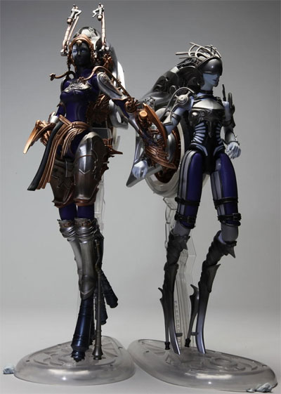 Final Fantasy XIII Play Arts Kai Shiva Action Figure