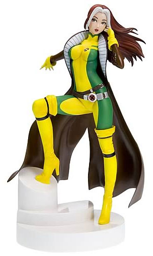 Marvel Rogue 1/8 Scale Bishoujo Statue (Long Coat Version)