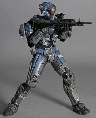 Halo: Reach Play Arts Kai Carter-A259 Action Figure