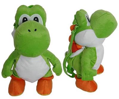 Nintendo Yoshi Plush Backpack