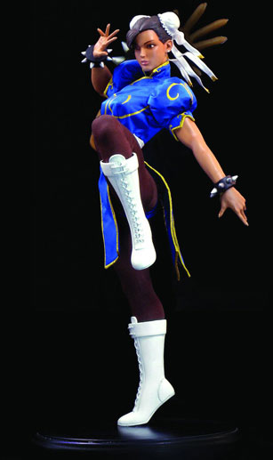 Street Fighter Chun-Li 1/4 Scale Statue