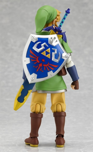 Legend of Zelda: Skyward Sword Link Figma