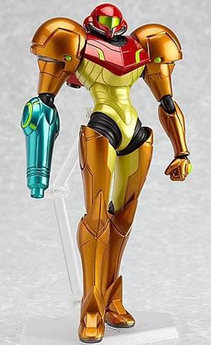 Metroid Prime: Other M Samus Aran Figma