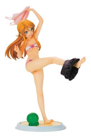 Ore no Imoto Ga Konnani Kawaii Wake Ga Nai Kirino Kousaka Swimsuit Ver Ani-Statue