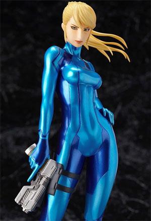 Metroid Prime: Other M Samus Aran Zero Suit PVC Figure