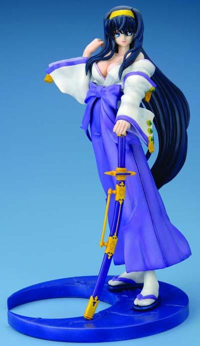 Kannazuki Chikane Himemiya 1/7 Scale PVC Figure