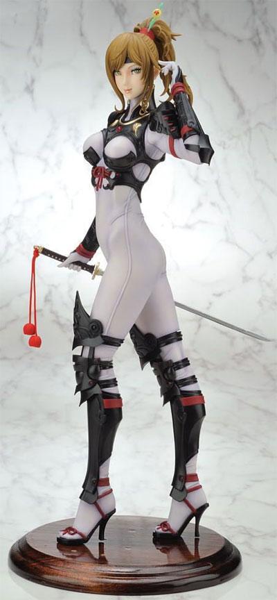 Dai Shogun Kiriko Hattori Ninja Costume PVC Figure