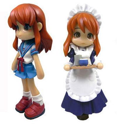 Pinky Street Mikuru Asahina Figure