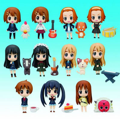 Prop Plus Petit K-On Bmb Mystery Figure