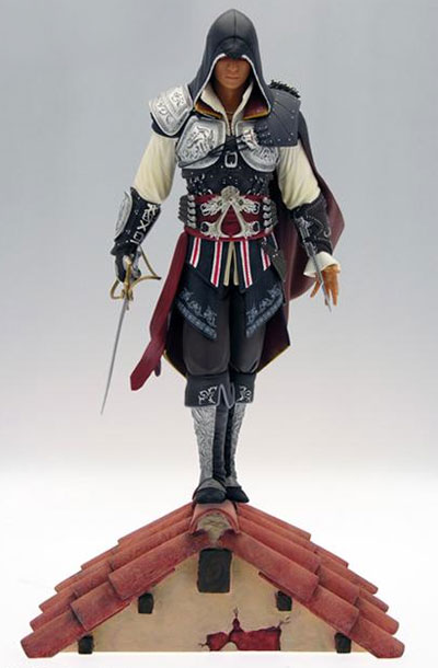 Assassin's Creed II Ezio PVC Statue