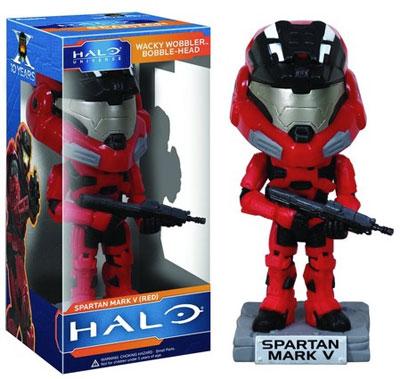 Halo Reach: Spartan Mark V Wacky Wobbler