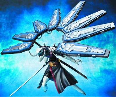 Persona 3 Thanatos D Arts Action Figure Import