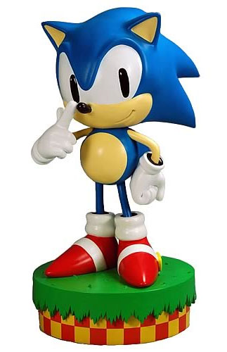 Sonic the Hedgehog 12 inch Resin Statue