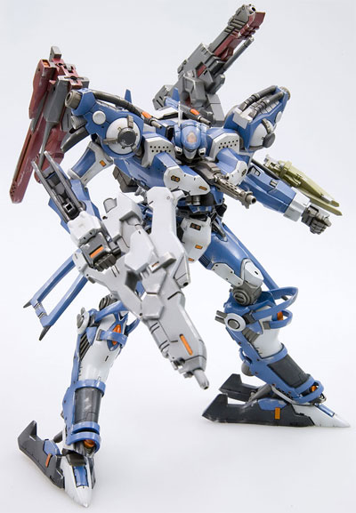 Armored Core For Answer Crest CR-C89E Oracle Model Kit