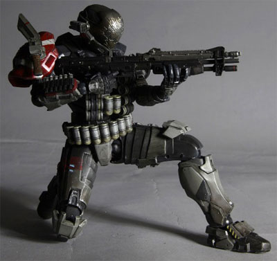Halo Reach Play Arts Kai Emile-A239 Action Figure