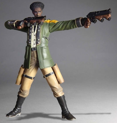 Final Fantasy XIII Trading Arts Figures