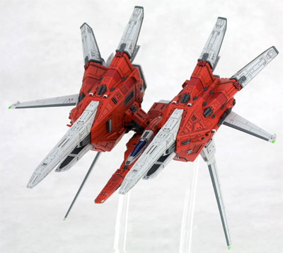 Raystorm R-Gray 1 Model Kit