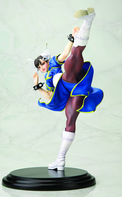 Street Fighter Chun-Li Bishoujo Statue