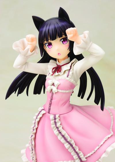 Ore no Imoto Ga Konnani Kawaii Wake Ga Nai Kuroneko Sweet Lolita Ani-Statue