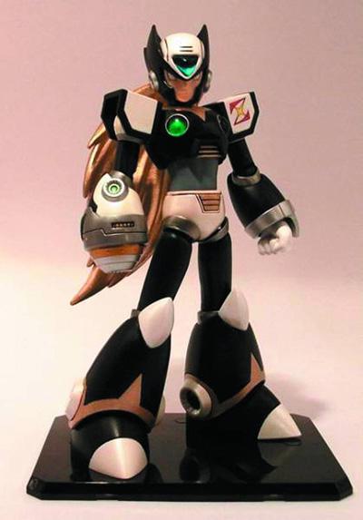 MEGA MAN X BLACK ZERO D-ARTS ACTION FIGURE   (Merchandise)