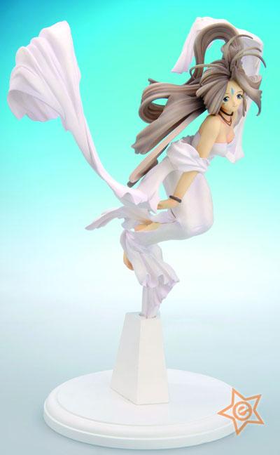 Ah My Goddess Bellandy 8 inch PVC Statue