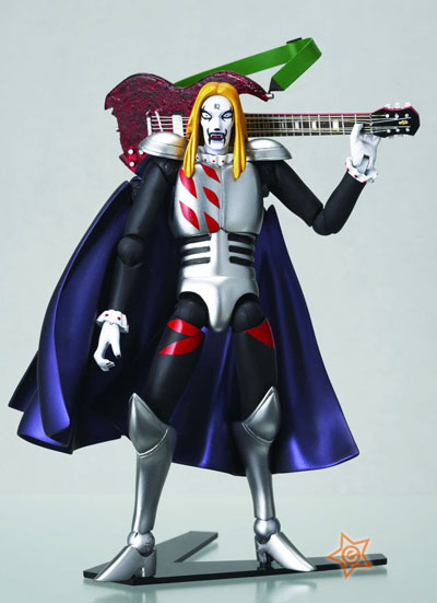 Detroit Metal City Krausher II Revoltech Action Figure
