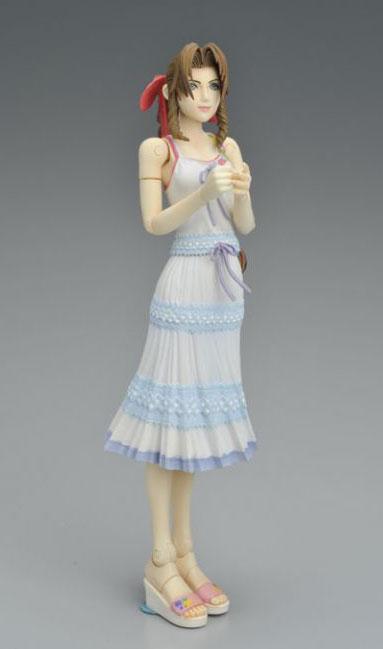 Final Fantasy Crisis Core Play Arts Aerith Gainsborough Action Figure