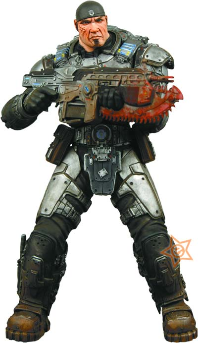 gear of War Marcus Fenix 12 inch Action Figure