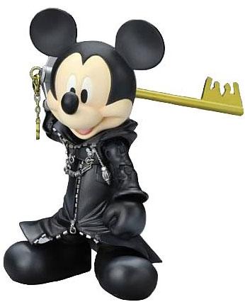 Kingdom Hearts: Play Arts Mickey Action Figure
