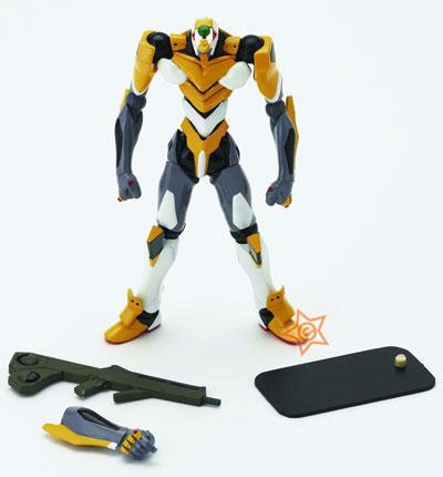 Neon Genesis Evangelion New Movie Edition Revolotech EVA-00 Miniature Action Figure
