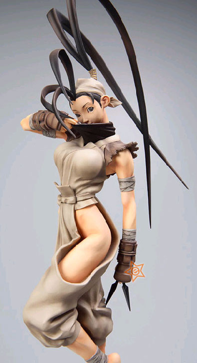 Street Fighter Ibuki Excellent Model Capcomaniax Statue