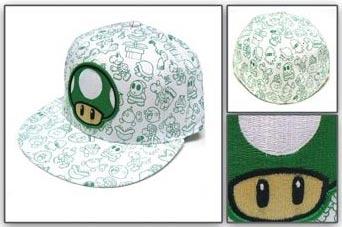 d20370a5a97 Buy Merchandise Nintendo Mario Bros 1-Up Mushroom   Enemy Outlines ...
