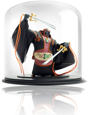 Limited Edition Ganondorf Figurine