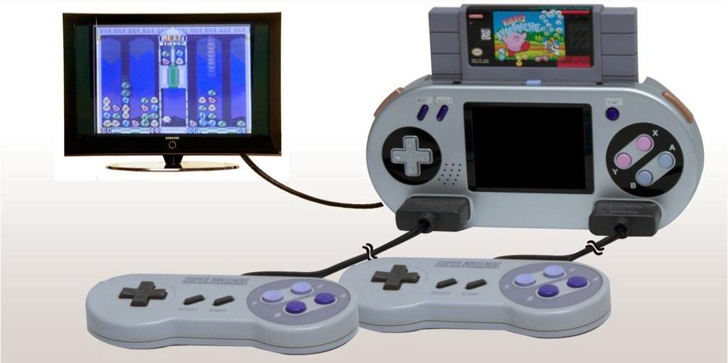 Buy SupaBoy Portable SNES Console
