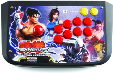Tekken 5 Fighting Stick