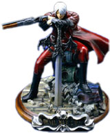 Devil May Cry Dante Resin Statue
