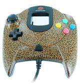 Dreamcast Controller Leopard Skin by Sega