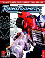 Transformers Armada: Prelude to Energon Official Strategy Guide