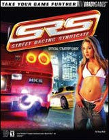 Street Racing Syndicate Official Strategy Guide
