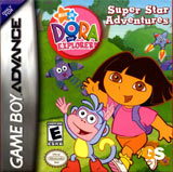 Dora The Explorer: Super Star Adventures