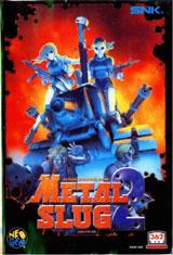 Metal Slug 2 Neo Geo AES