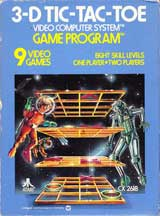 3-D Tic-Tac-Toe (Atari)