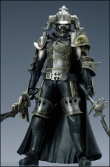 Final Fantasy XII Play Arts Judge Master Gabranth Action Figure